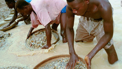 pros and cons of diamond mining
